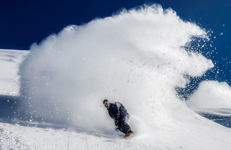 Trouver une station de ski branchée