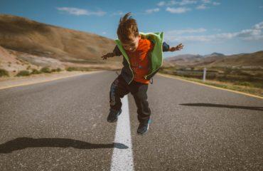 Comment voyager avec des enfants
