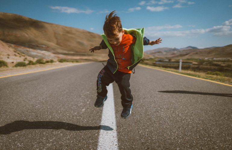 Comment voyager avec des enfants ?